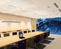 Assemblée Nationale - perspectives 3D aménagements intérieurs