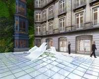 Concours d'architecture Macif - illustrations 3D projet